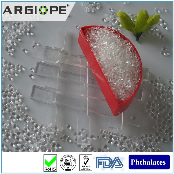 Light diffuser agent for polycarbonate